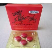 Quality Red Dragon Powerful Sex Enhancement Pilsl Herbal Sex Medicine wholesale