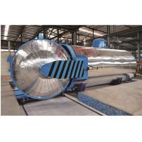 Cheap Rubber Vulcanizing Chemical Autoclave with safety interlock for sale