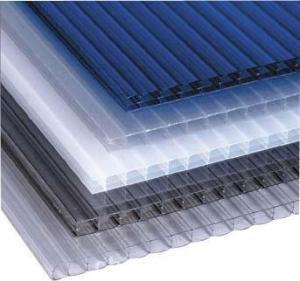 Best Waterproof Eco Friendly greenhouse twin wall polycarbonate sheet 4mm 8mm 10mm wholesale