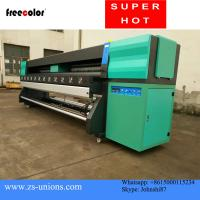 Buy cheap large format PVC banner printing machine with konica512i-30pl printhead solvent printer machine from wholesalers