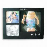 Best Recording Photo Frame, Can Hold Three Photos, Measures 20.3 x 2.0 x 15.7cm wholesale