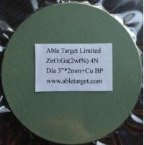 Best ZnO/Ga2O3,GZO sputtering target wholesale