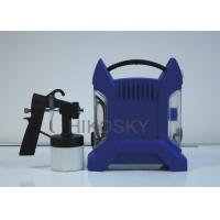 Cheap Professional Mini HVLP Turbine Pump Sunless Spray Tanning Machines With A Fine Mist for sale
