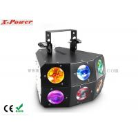 Best 90W LED Derby Moonflower Light / Matrix Beam Sound Activated Disco Lights wholesale