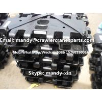 Best SANY SCC1000C Track Shoe Pad for Crawler Crane Undercarriage Spare Parts wholesale