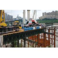 Best Military Use Floating Pontoon Bridge Bailey System Modular Steel Bridges wholesale