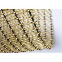 Buy cheap Stainless Steel Rope Mesh for Architecture ceiling, Security door Metal Cable mesh from wholesalers