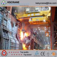 Cheap Best Quality Steel Factory Double Girder Overhead Foundry Crane for sale
