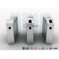 Best Barcode Cargo Door Waist Height Turnstiles , Electric Access Control Turnstile wholesale