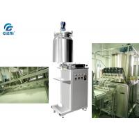 Best Six Nozzles Vaseline Body Lotion Filling Machine With Gear Pump wholesale
