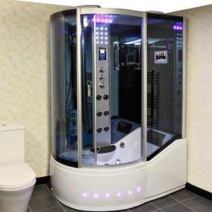 China Bathroom Hydromassage Steam Shower Cabin on sale