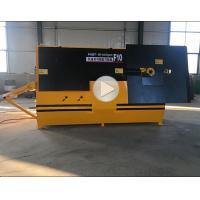 Top production capacity 2D screw steel wire bending machine automatic