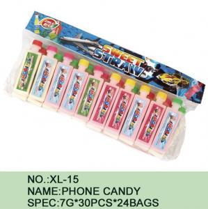 Watermelon Phone Sugar Powder Candy Lowest Calorie 7 G * 30 Pcs * 24 Bags