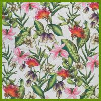 Best Colorful flower design printed tablecloth made of 100% polyester table decration cloth wholesale