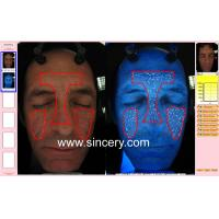 China Facial beauty equipment magic mirror biochemical skin analyser on sale