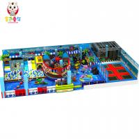 Best Most Popular Shopping Mall  Children Soft Play Indoor Playground wholesale