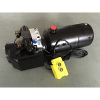 Best DC 12V 1.6KW  Work Pressure 18Mpa with Round Steel Tank Mini Hydraulic Power Packs for Fork-lifts wholesale