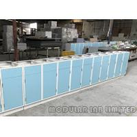 Best MDF Aluminum Alloy Painted Steel Sheet Modular Laboratory Furniture / Lab Workbench wholesale