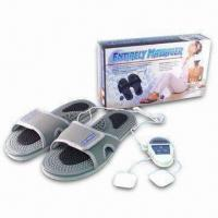 Best Massage Slippers with One CR2032 Battery and Two Electrode Pads wholesale