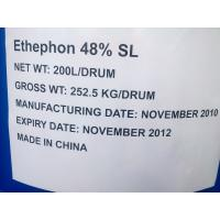 Best Plant Growth Stimulants Ethephon 48% SL Growth Regulators Of Plants wholesale