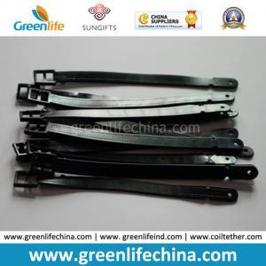 Best Black Popular Promotional Customized VIP Gift Hang Tag Belt Loop wholesale