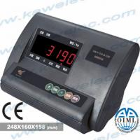 China XK3190-A12E load cells amplifier,  China Weight Indicator on sale