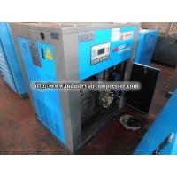 Quality Energy - saving air cooled double screw air compressor blue color  6.5m³ 45kw wholesale
