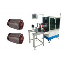Quality OEM / ODM  Coil Inserting Machine , Electric Motor Coil Winding and Inject Machine wholesale