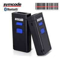 Best Mini Pocket Bluetooth Barcode Scanner / Laser Barcode Reader For Coffee Shops wholesale