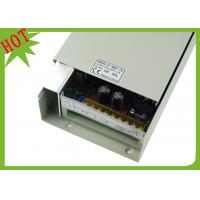 Best AC / DC Single switching mode power supply 12V 30A 360W Low Weight For Fiber Transceivers wholesale