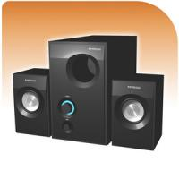 Best Active 2.1 Multimedia Amplified Speaker System with USB/SD/FM and Remote function wholesale