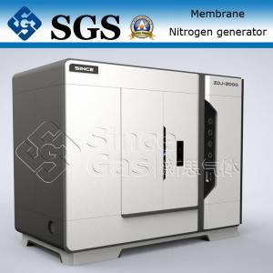 SINCE GAS Nitrogen Membrane Unit / Membrane Type Nitrogen Generator Plant