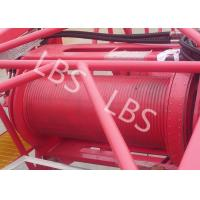 Best High Performance Light Duty Electric Winch Steel Wire Rope Long Service Life wholesale