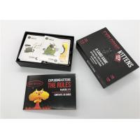Best Small Sizes Exploding Kittens Expansion Pack 30 Minutes Or More Playing Time wholesale