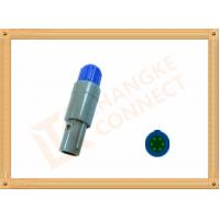 Best Plastic Male Plug Push Pull Connector 6 Pin Changke Over 15 Years wholesale