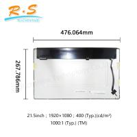Best 21.5 Inch G215HAN01.0 tft ips industrial screen Tablet Lcd Touch Screen Panel , Lcd Screen Replacement wholesale