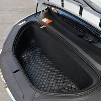 Best Topfit Car Boot Mats Cargo Liners for Tesla Model X P90D-Black wholesale