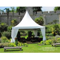 Buy cheap Flame Retardant Outdoor High Peak Pagoda Tents / Wedding Party Marquee from wholesalers