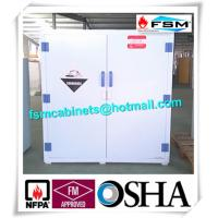 Best PP Safety Hazardous Storage Cabinets For Acid Corrosive Chemical Liquid wholesale