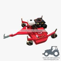 Best ATFM120-L14E ATV Finishing Mower with 14hp Loncin Engine Electric Start wholesale