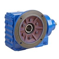 Best Electric Sew Helical Bevel Gear Motor With Torque Arm , KF77 Industrial Gearbox wholesale