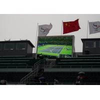Best P5 High Resolution Outdoor Full Color Stadium Advertising LED Billboard Display wholesale