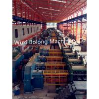 Best Rotatory Type Hot Rolling Mill Machine One AC Motor Drives Six wholesale