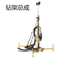 Cheap 513 KG Small Portable Engineering Geological Exploration Drill Rig Machine 200 for sale