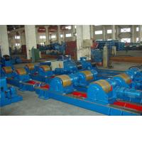 Quality Adjustable Pipe Welding Rollers Manual For Wind Tower Production Line wholesale