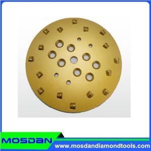 Best 250mm PCD Diamond Grinding Plate wholesale