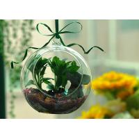 Best Hanging Glass Teardrop Candle Holders wholesale