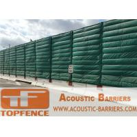 China temporary acoustic barriers China Supplier 40dB noise reduction on sale