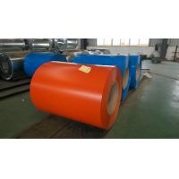 Best Customized Zinc coating Color Coated Steel Coil SPCC , SGHC Grade 0.23  ~ 1.0mm Thickness wholesale