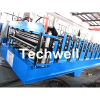 Best Double Layer Roll Forming Machine For Roofing Sheet Forming Machine With Hydraulic Cutting wholesale